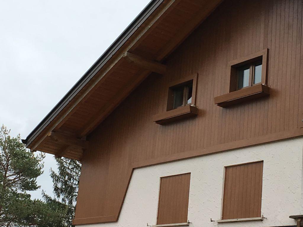 Rivestimento In Legno Per Facciate : Trentino rivestimenti per facciate in alluminio dietre srl