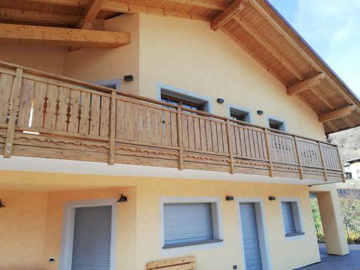 Trentino | Decori rustici e disegni personalizzati: qualità e lavorazione su misura